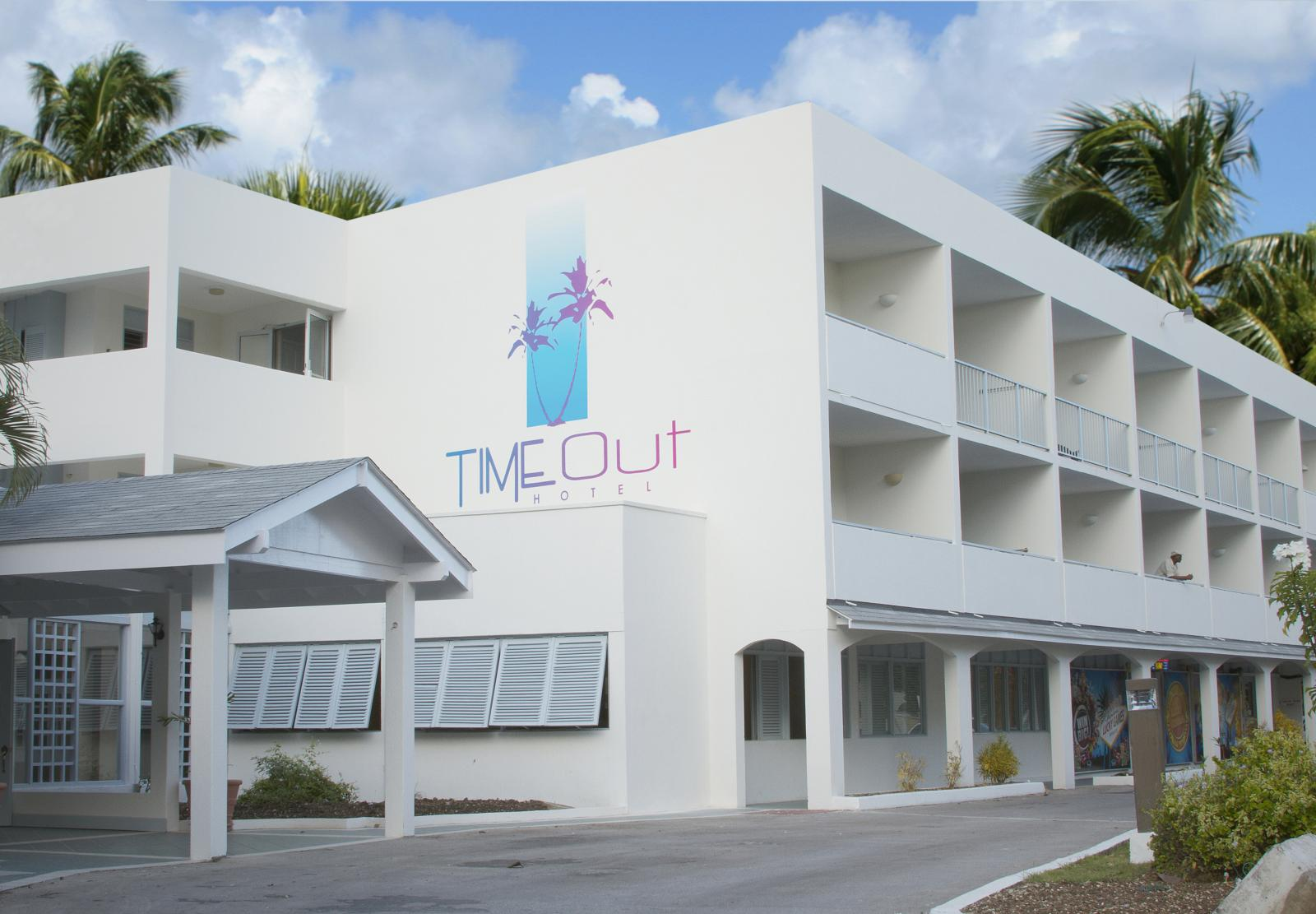 Time Out Hotel Exterior
