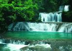 2. Dive into the cool waters of YS Falls South Coast Jamaica copy