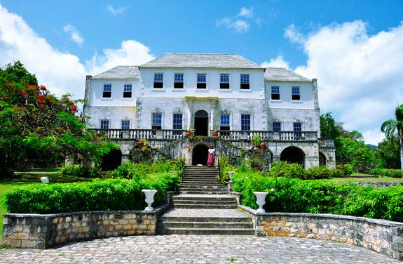 4. Relive the mystery of Annie Palmer at Rose Hall Great House Montego Bay Jamaica