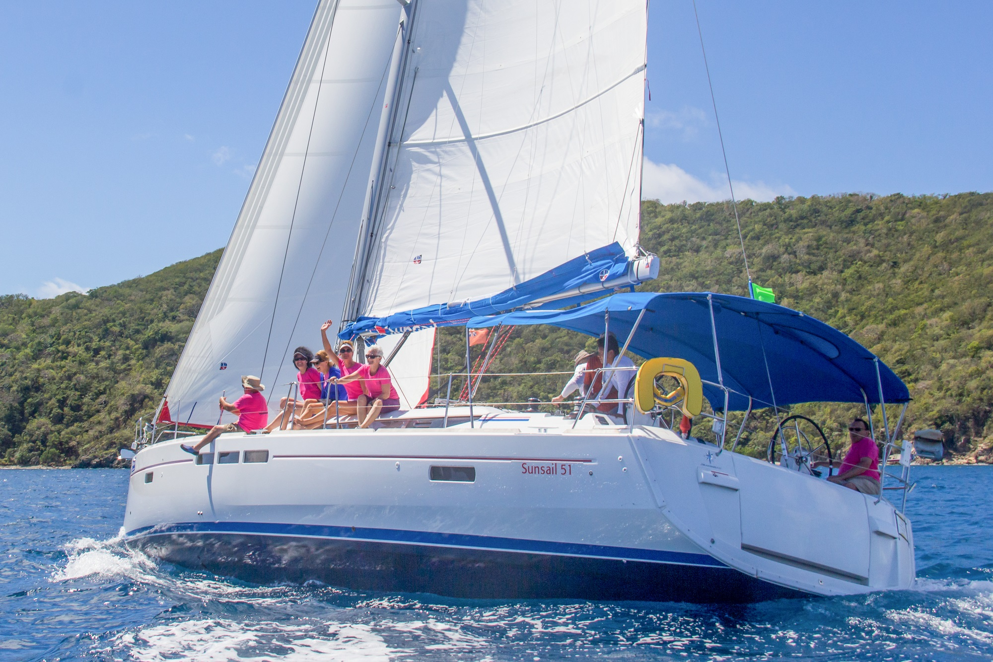 The Top Caribbean Regattas