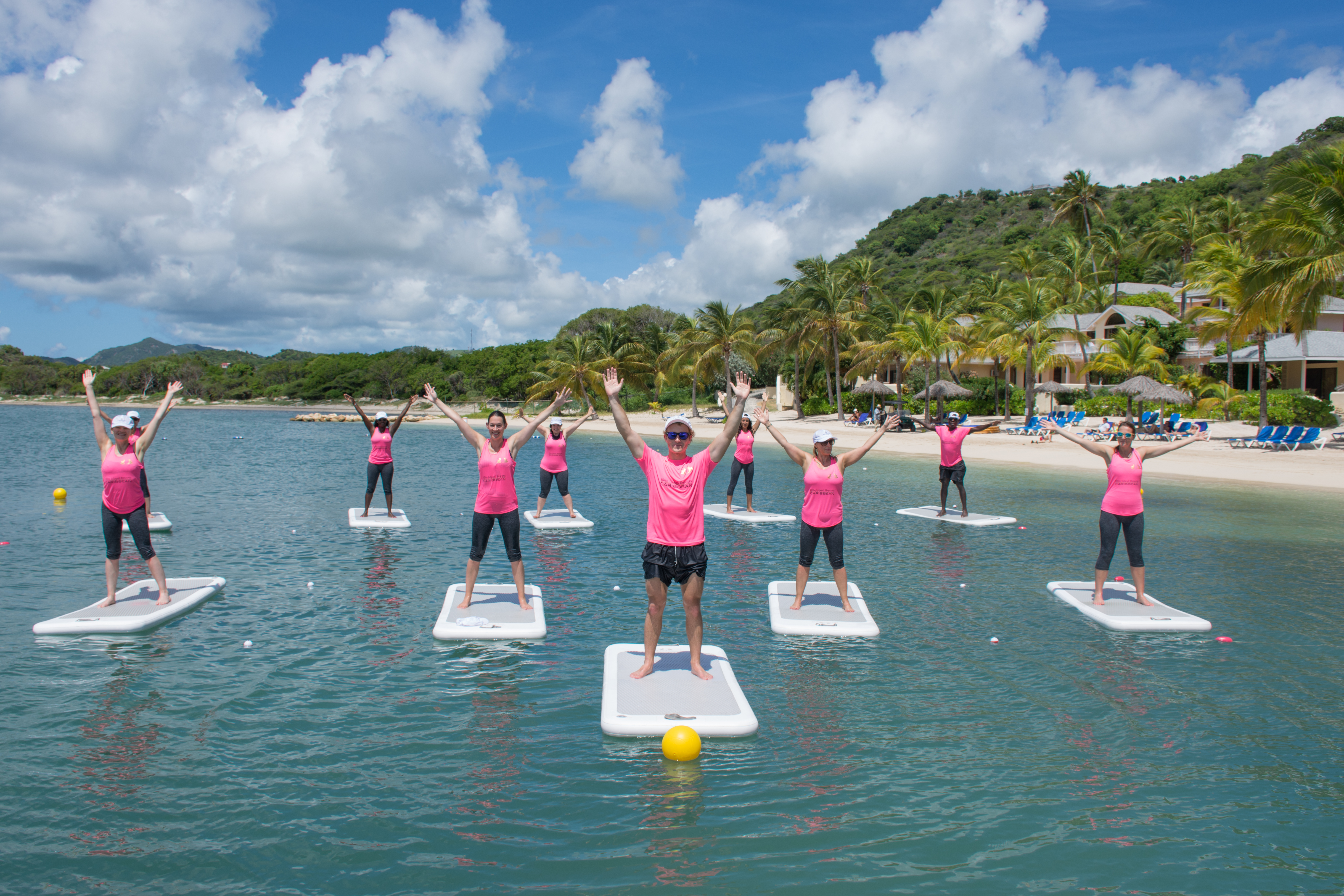 Elite Island Resorts Launches Additions to Its Wellbeing Activities Menu