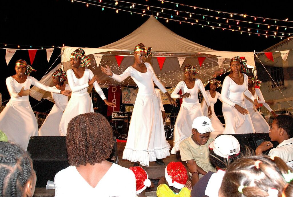 Nine Mornings Festival in St.Vincent & The Grenadines